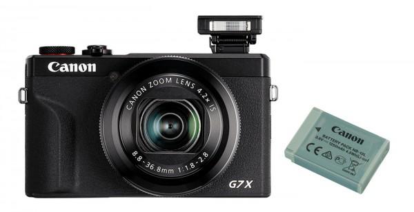 Canon Powershot G7 X Mark III Battery Kit