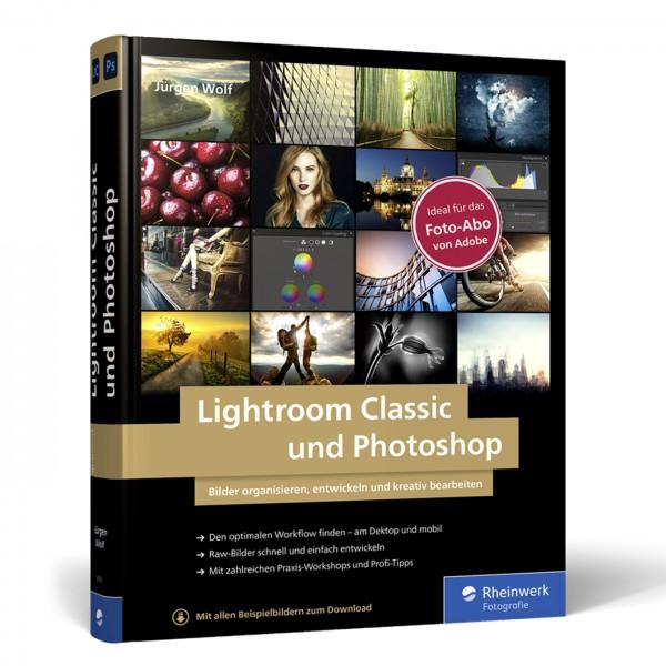 Buch: Lightroom Classic und Photoshop