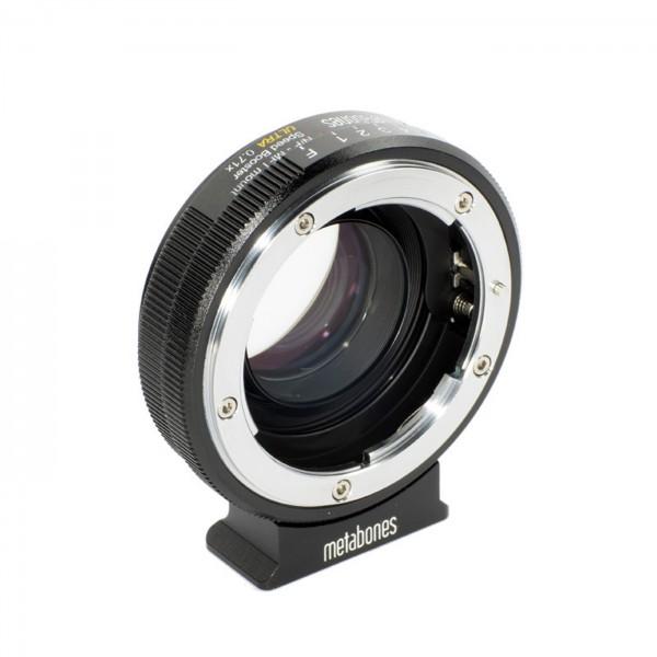 Metabones Speed Booster ULTRA Nikon G an MFT