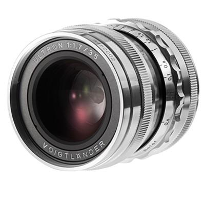 Voigtländer Ultron 1,7/35mm asph. VM, silber