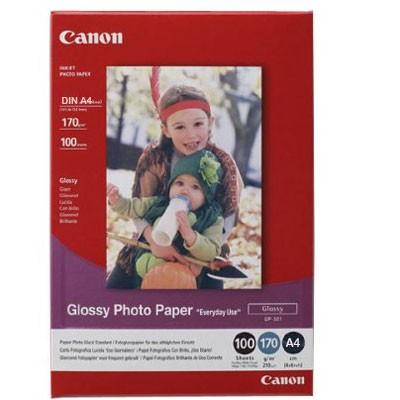 Canon Glossy Photo Paper GP-501 DINA4,100 Bl.,200g