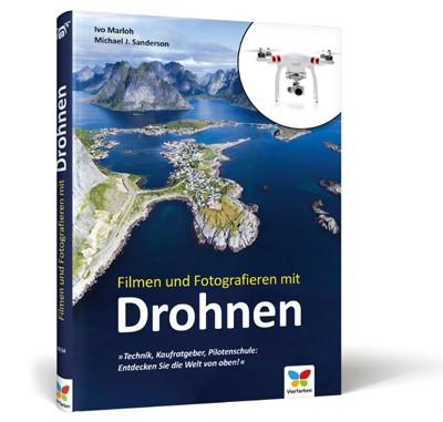 Buch: Filmen und Fotografieren mit Drohnen