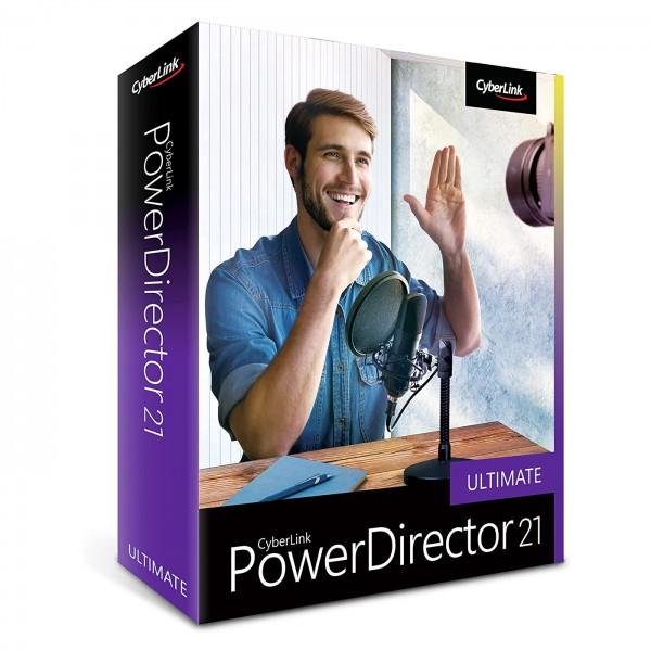 Cyberlink PowerDirector19 Ultimate