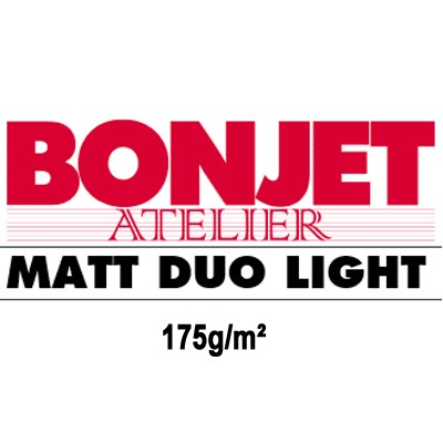 BONJET Atelier Matt Duo light A4, 500 Bl., 175g