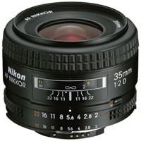 Nikon AF NIKKOR 2,0/35 D
