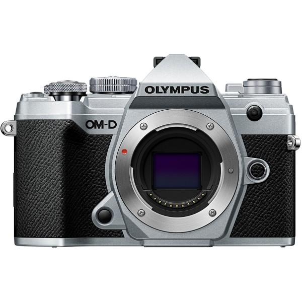 Olympus E-M5 Mark III Gehäuse, silber