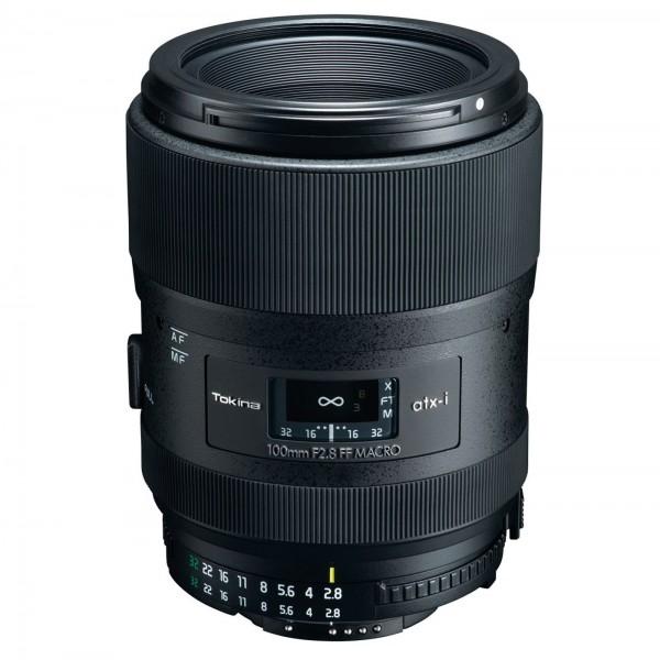 Tokina atx-i 2,8/100 mm FF Macro Nikon
