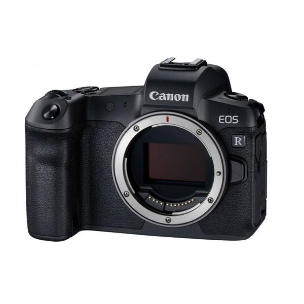 Canon EOS R Gehäuse + Adapter EF-EOS R