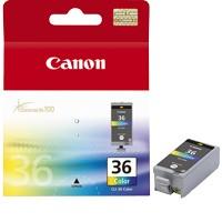Canon CLI-36 Color, 4-Farbpatrone