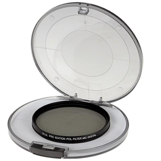 B.I.G. Pro Edition Pol zirk Filter MC Digital 62mm