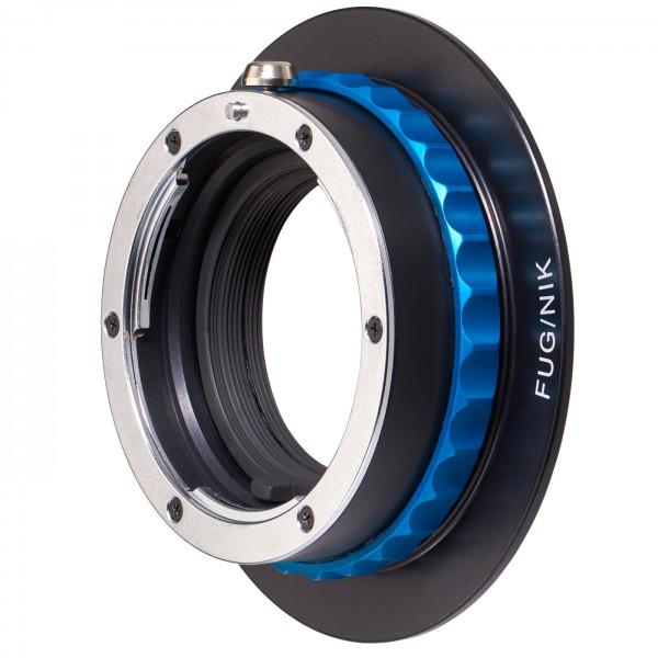 Novoflex Adapter Nikon Objektive an Fuji G