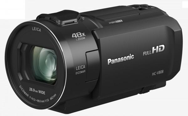 Panasonic HC-V808 Camcorder