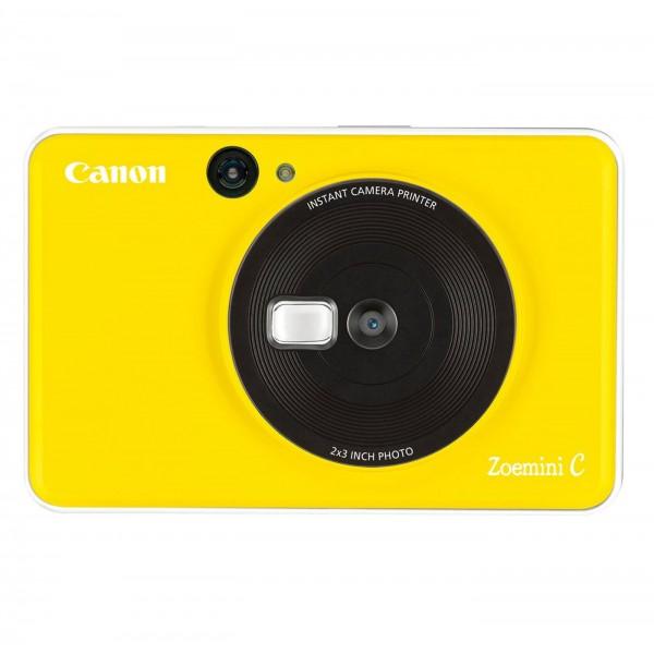 Canon Zoemini C, gelb 2-in-1 Sofortbild-Kamera