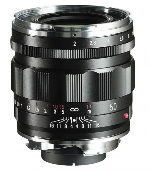 Voigtländer APO-Lanthar 2,0/50 mm asph. VM schwarz