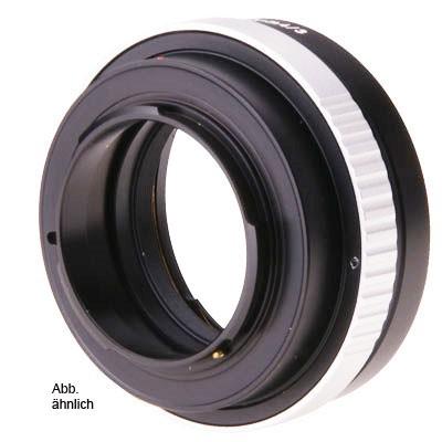 B.I.G. Objektivadapter Minolta MD an Canon EOS
