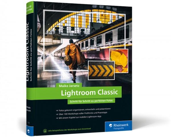 Buch: Lightroom Classic, Schritt für Schritt