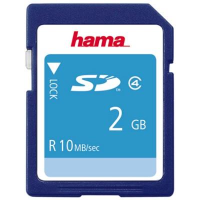 Hama SD 2 GB Class 4