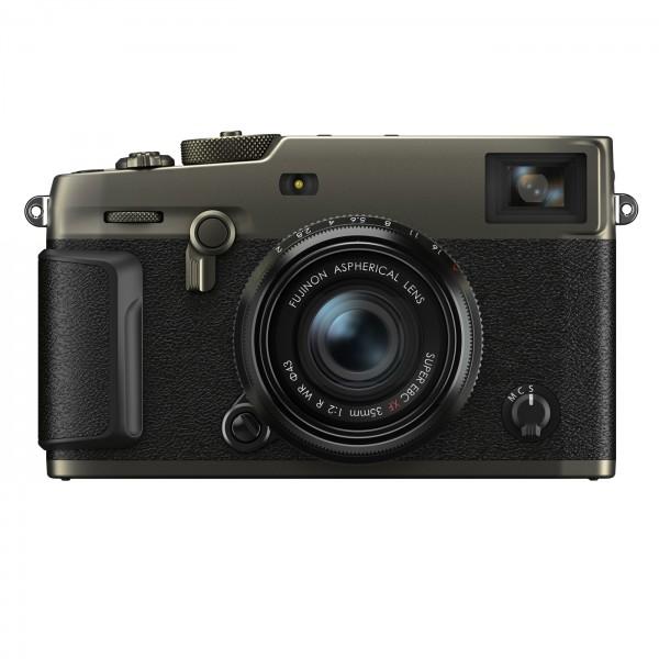 Fuji X-Pro 3 Gehäuse, DURA schwarz