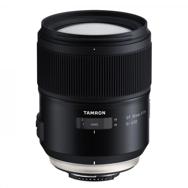 Tamron SP 1,4/35mm Di USD für Nikon F