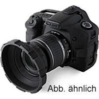 ARMOR Silikon-Kamerahülle, schwarz f. Canon 1Ds