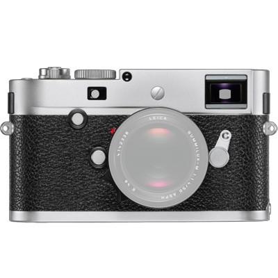 Leica M-P (Typ 240) Gehäuse, silber verchromt