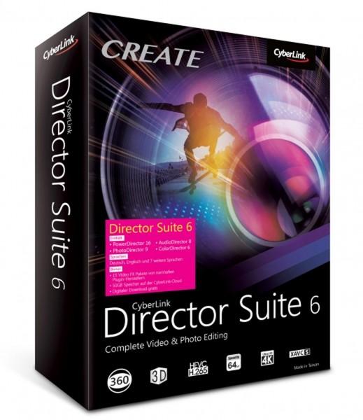 CyberLink Director Suite 6 Software
