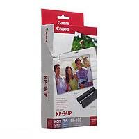 Canon KP-36IP Papier + Farbband 36 Blatt 10x15