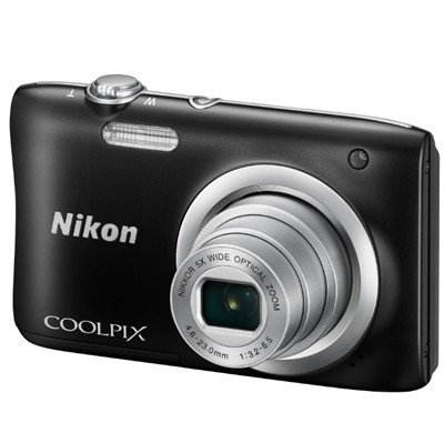Nikon Coolpix A100, schwarz