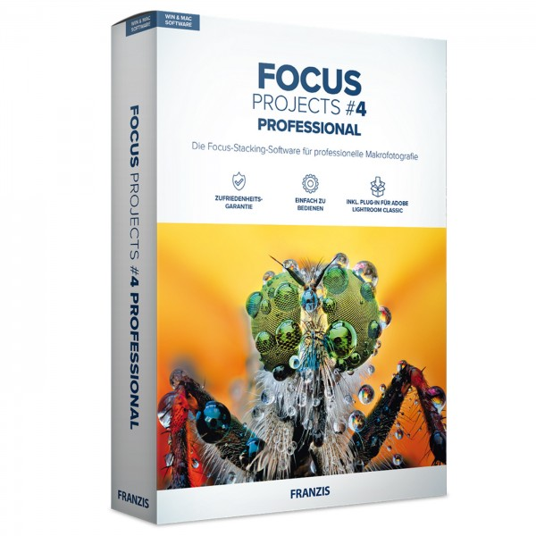 Franzis FOCUS projects #4 professional