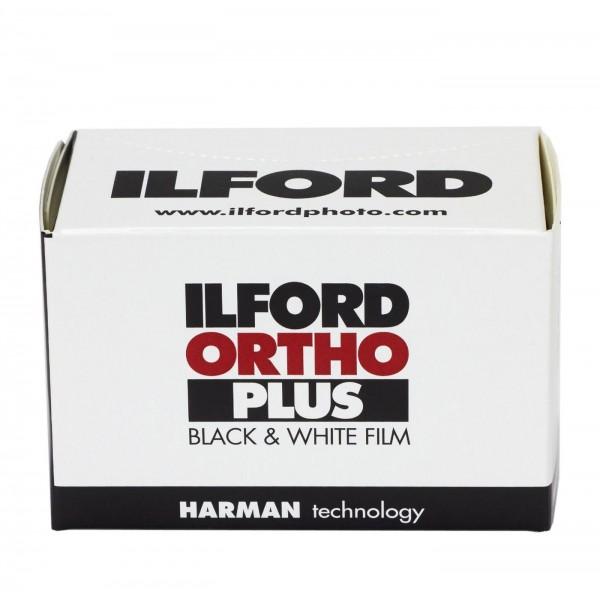 Ilford ORTHO PLUS S/W-Film 135/36