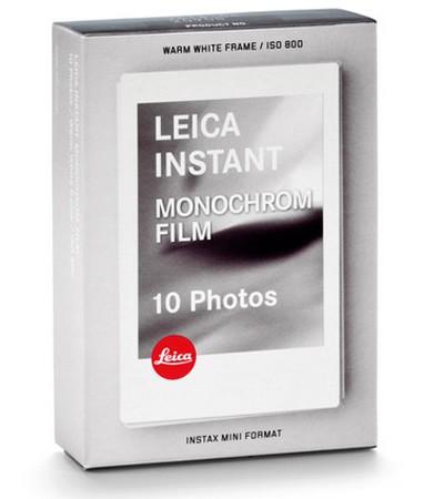 LEICA SOFORT Monochrom-Film 10 Blatt