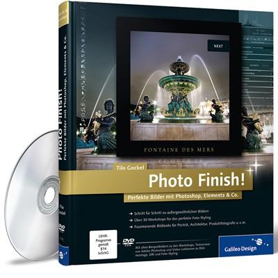 Buch: Photo Finish