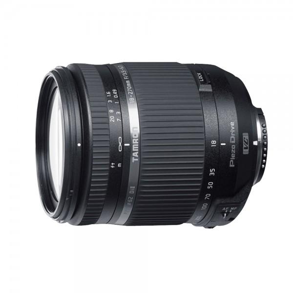 Tamron 3,5-6,3/18-270mm Di II VC PZD für Nikon