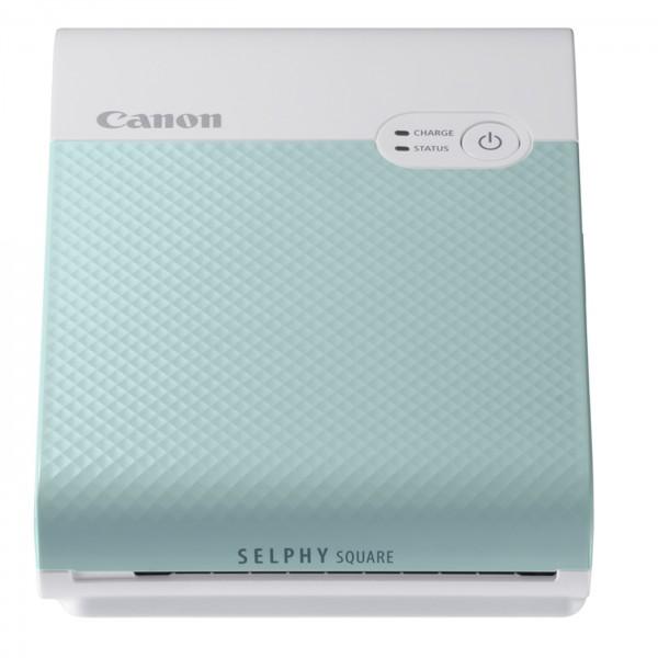 Canon SELPHY SQUARE QX10, mint grün
