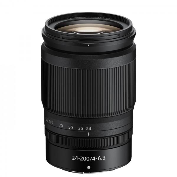 Nikon NIKKOR Z 4-6,3/24–200 mm VR
