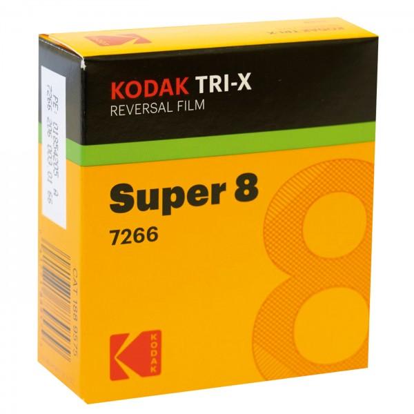 Kodak Tri-X 200D 7266, 8 mm x 15 m Schmalfilm