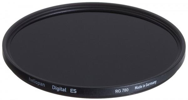 Heliopan Filter Infrarot RG 780 62mm