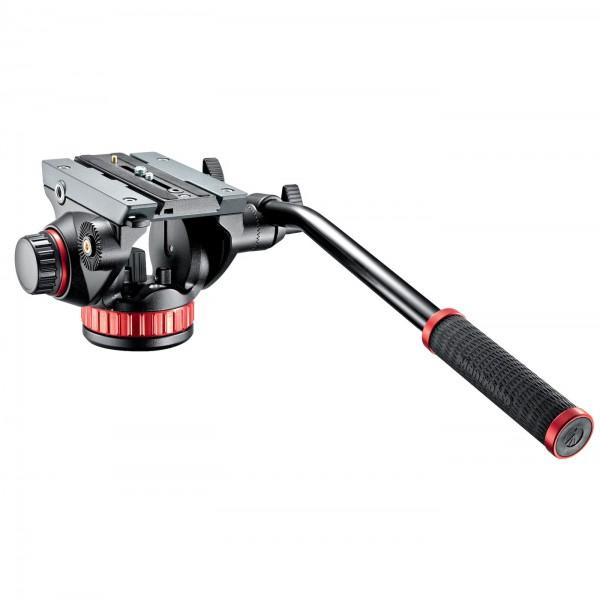 Manfrotto MVH502AH Pro Fluid-Video-Neiger