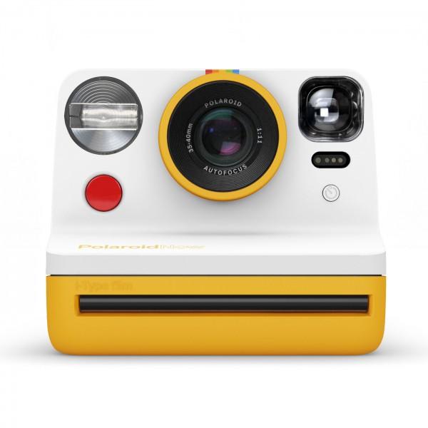 Polaroid NOW, Sofortbildkamera gelb