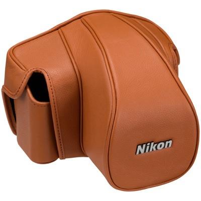 Nikon Bereitschaftstasche CF-DC6, braun