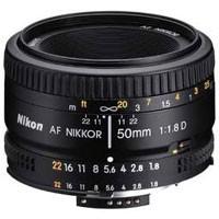 Nikon AF NIKKOR 1,8/50 D