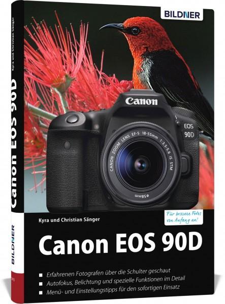 Buch: Canon EOS 90D