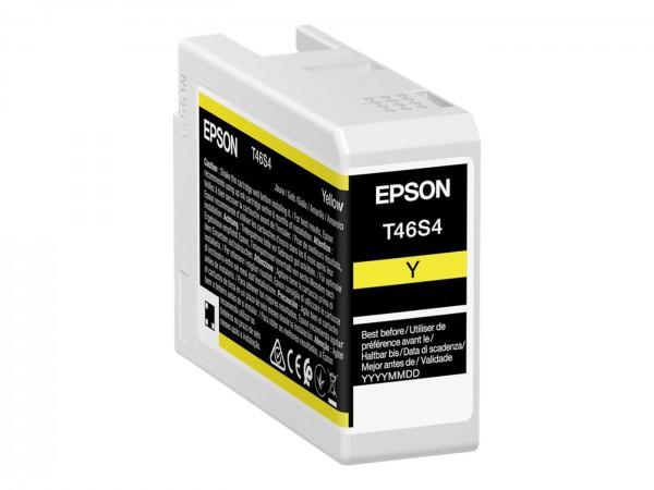 Epson Tinte T46S4 yellow