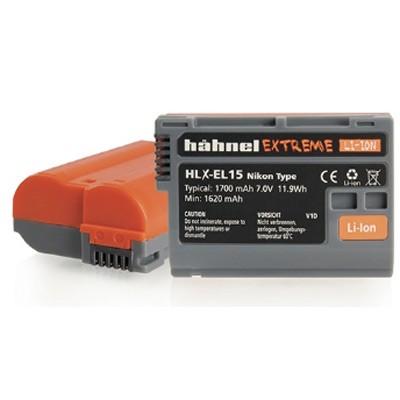 Hähnel EXTREME HLX-EL15 2000mAh Typ Nikon EN-EL15