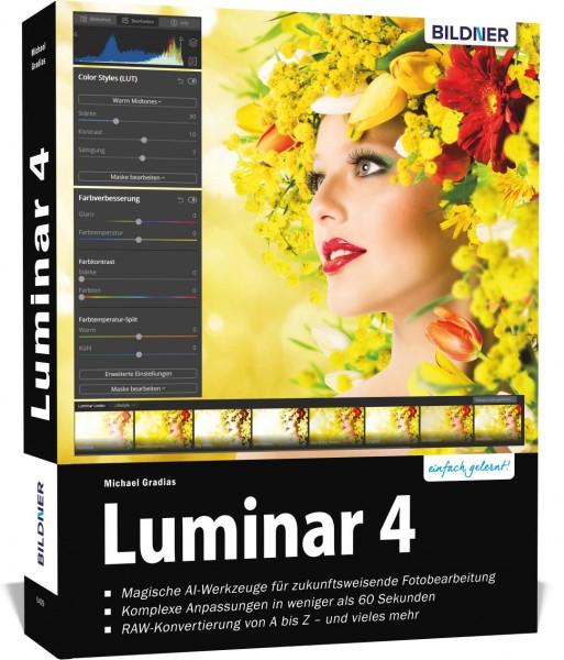 Buch: Luminar 4