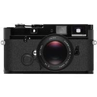 Leica MP 0.72 Gehäuse, schwarz lackiert