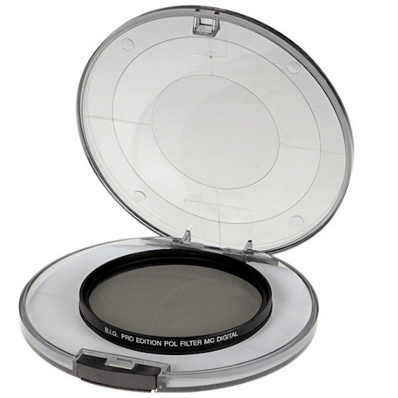 B.I.G. Pro Edition Pol zirk Filter MC Digital 82mm