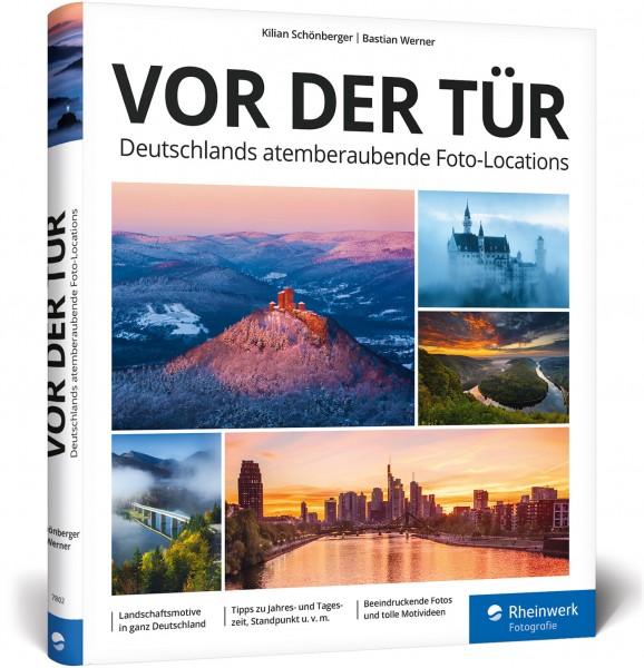 Buch: Vor der Tür - atemberaubende Foto-Locations