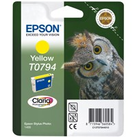 Epson Tinte T0794, gelb