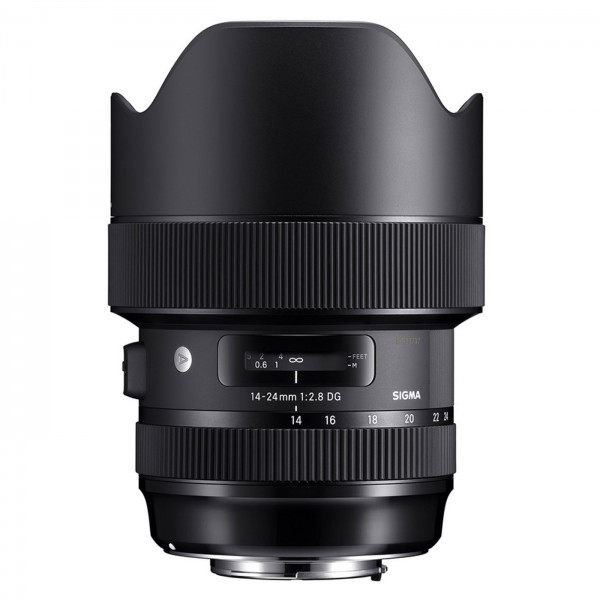 Sigma 2,8/14-24mm DG HSM (A) Art für Nikon